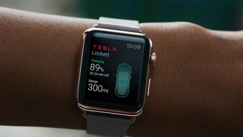 Украинцы управляют Tesla через Apple Watch. Интервью с создателями приложения.
