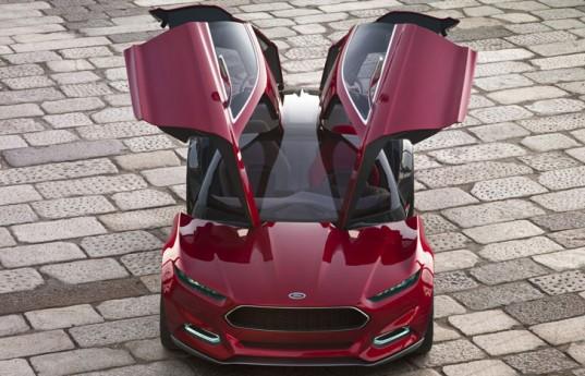Ford создает супер электрокар