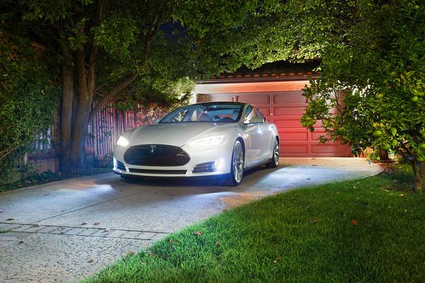 10 интересных фактов о Tesla Model S