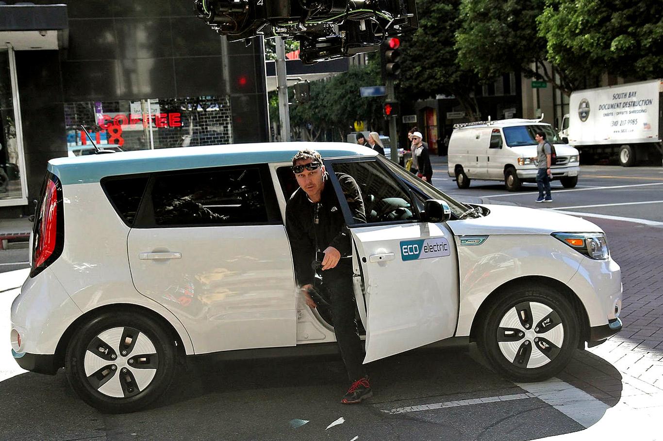 Soul компании Kia лидирует на рынке электромобилей в Южной Корее