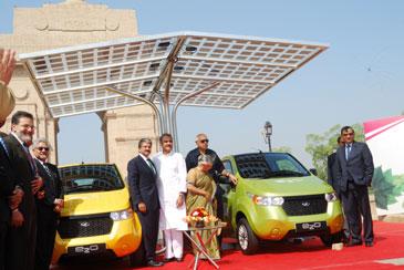 На дорогах Индии к 2020 году появится до 7 млн электромобилей