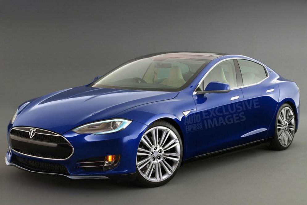Tesla представит конкурента BMW 3 Series в 2016 году