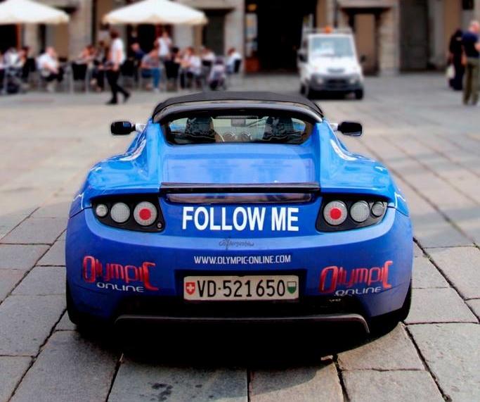 Власти Львова подключились к организации марафона электромобилей
