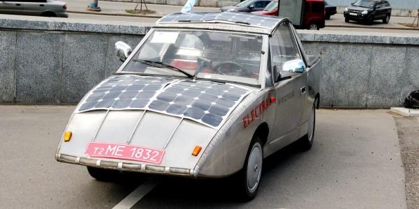 Самодельная «Электра-2» обзавелась солнечными батареями
