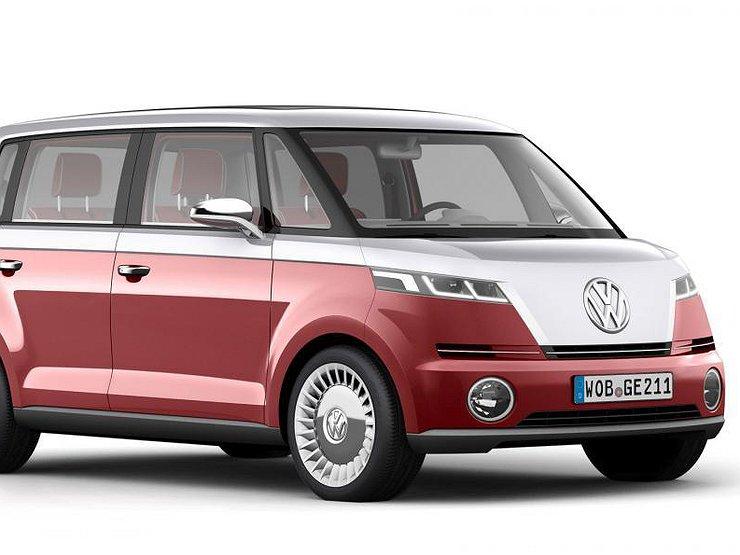 Volkswagen Camper Van возродят в виде электрокара