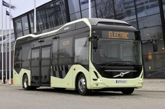 Электробусы в рейс
