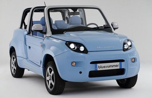 Новый производитель электромобилей