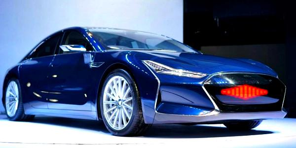Новый конкурент Tesla Model 3