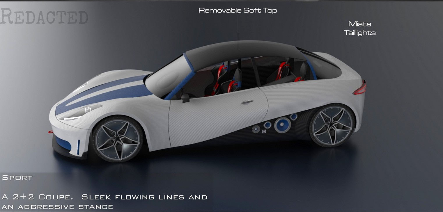 Серийный 3D-печатный электрокар готовит Local Motors