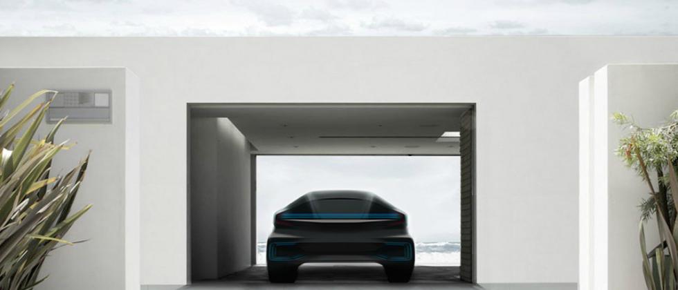 Новая компания на рынке выпускающая электромобили Faraday Future