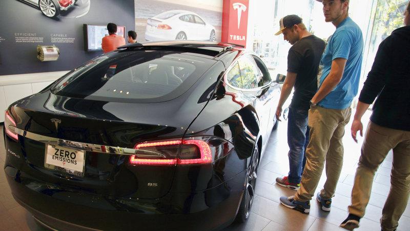 Отменены льготы на электромобили в Калифорнии