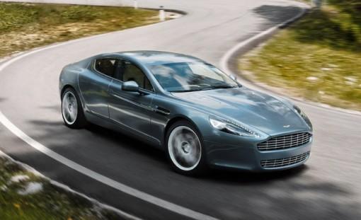 Будет выпуск электромобиля Aston Martin