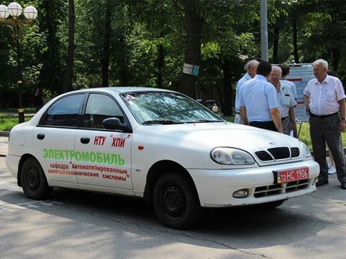Наконец электромобиль по доступным ценам для украинцев