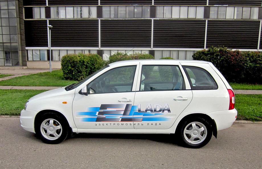 В России планируют выпуск своих электромобилей