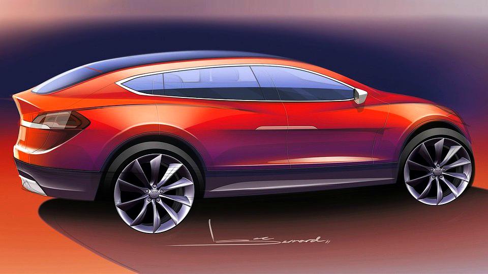 В сентябре появится возможность купить Tesla Model X