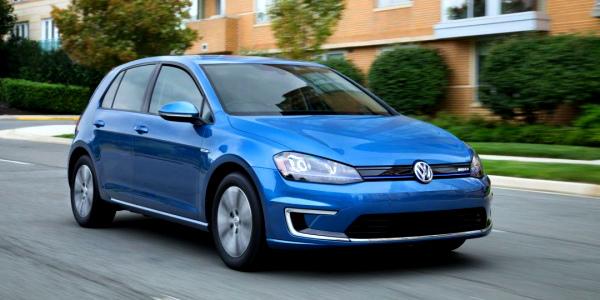Доступный электромобиль Volkswagen