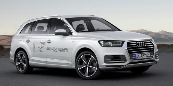 Производство батарей электрических с LG и Samsung от компании Audi