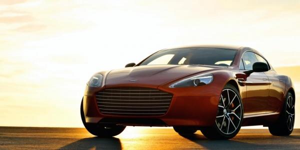 Создаст сильный электрический Rapide Aston Martin