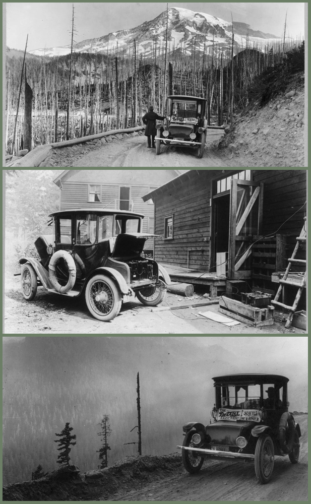 Правда о первых электромобилях