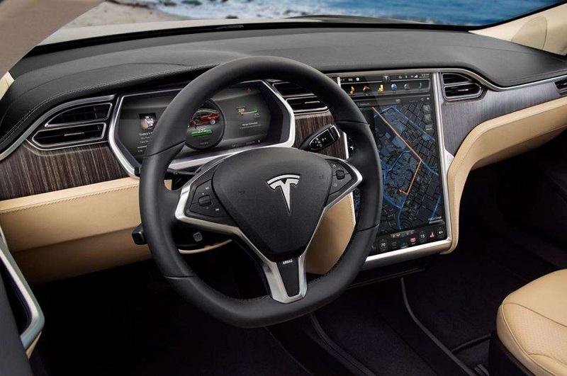 Открытое бета-тестирование Tesla Model S