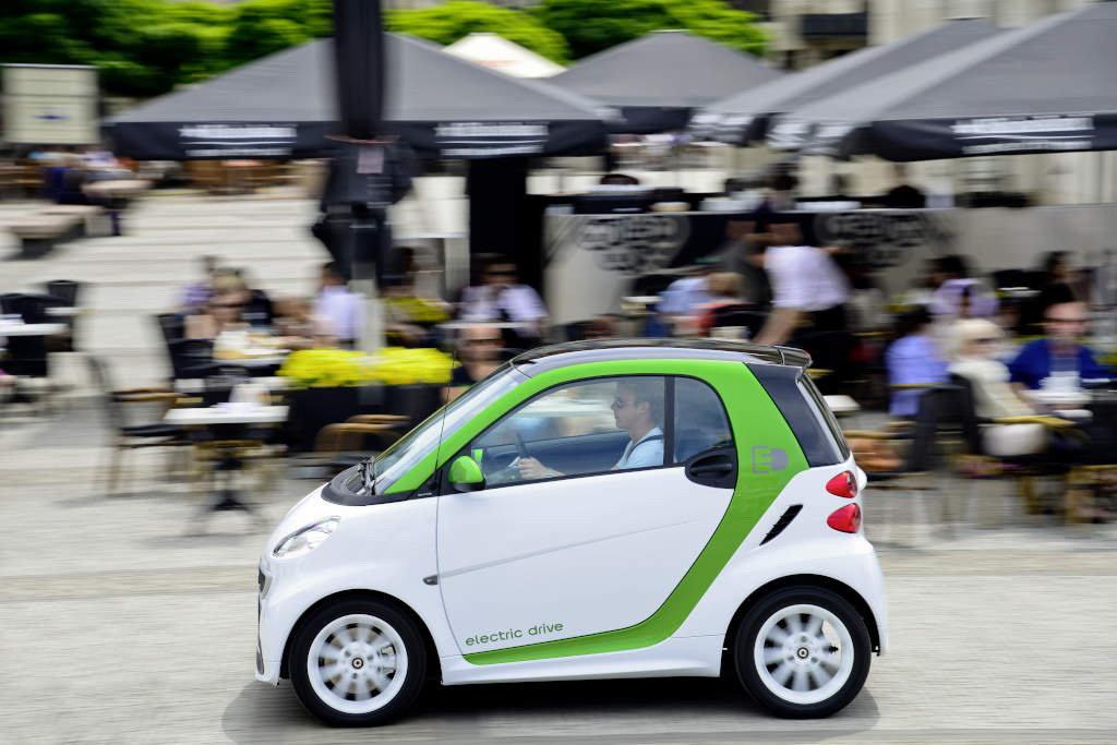 Прошли тесты электромобилей eMERGE