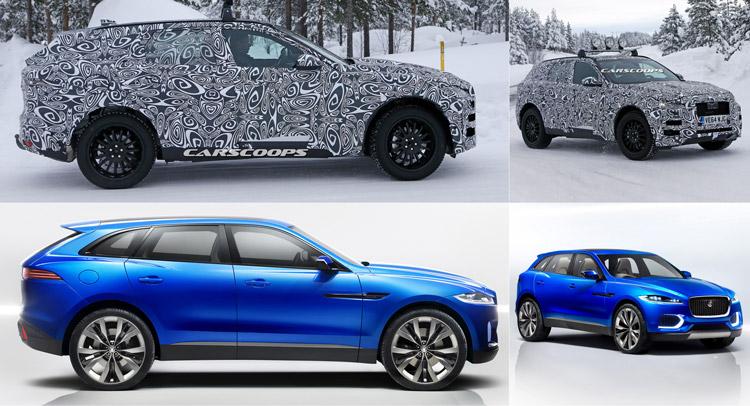 Пошли работы над электромобилем Jaguar