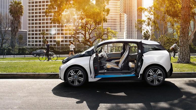 BMW i3 получит новые аккумуляторы