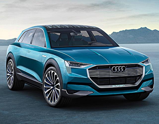 Электромобили среди лучших авто 2015 года!