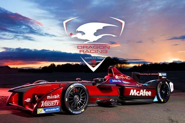Formula E: Dragon Racing станет заводской командой
