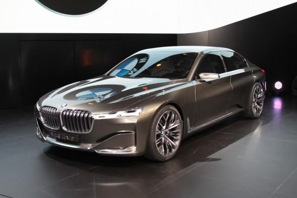 BMW выпустит новое купе 9-Series и электрокар i6 в 2020 году