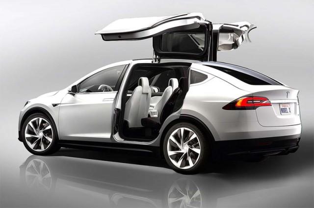 6 фактов о Tesla Model X, которые должен знать каждый