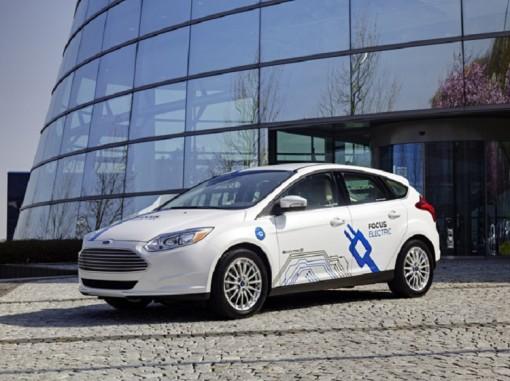 Ford инвестирует $4,5 млрд в производство электромобилей