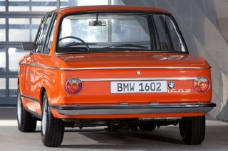 Электрокар BMW из далекого 1972 года