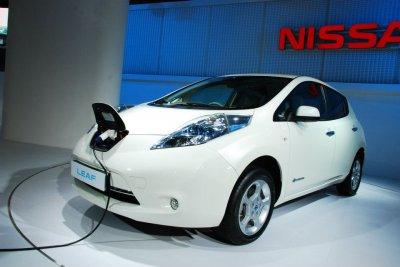 Продажи электромобилей в Украине выросли в несколько раз