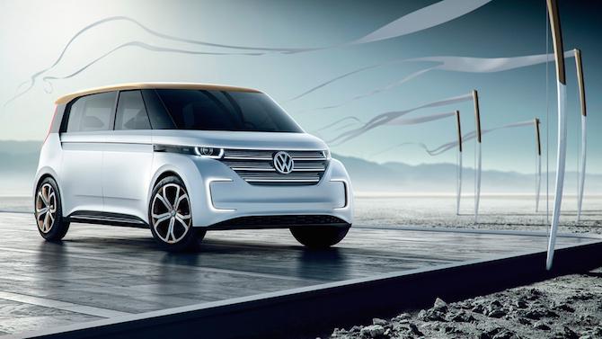 Электрический VW!