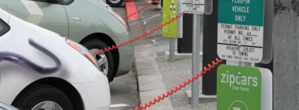 Скандинавы перешли на электромобили
