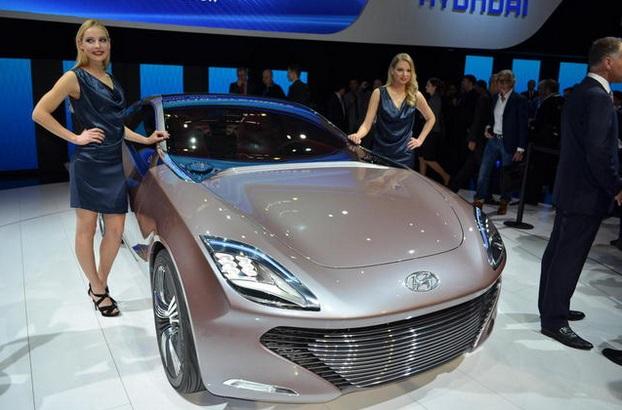 Раскрываем подробности электрической версии Hyundai