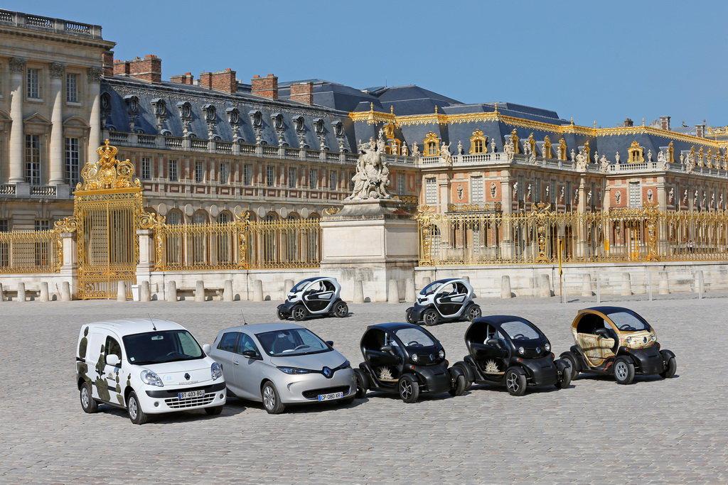 Renault офіційно привезе в Україну електроавтомобілі