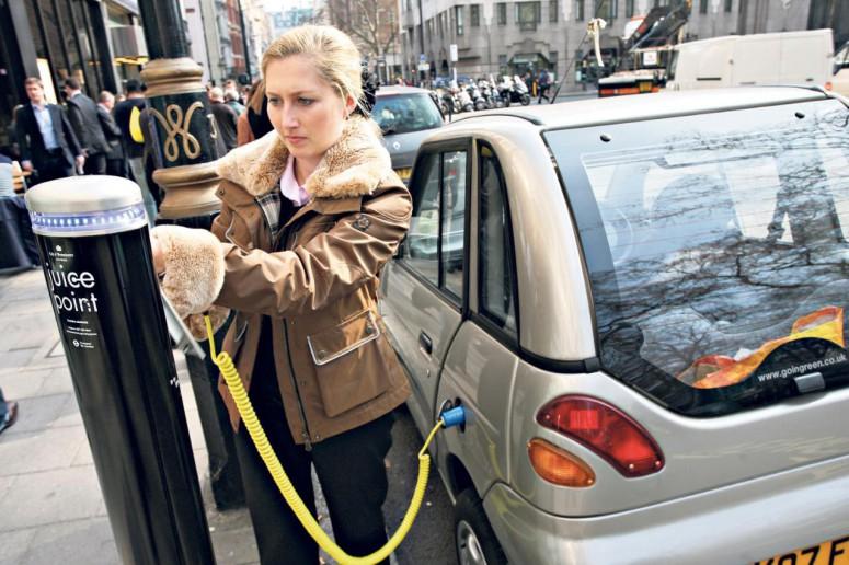 Правда о расходе топлива электромобилей
