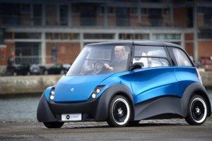 Японцы создали электромобиль без акумулятора