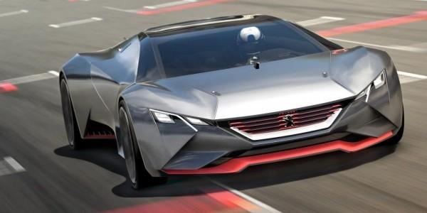 Спустя 3 года появится электрический Peugeot