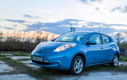 Nissan Leaf 2013 (модель 2014). 18 600$. В НАЯВНОСТІ