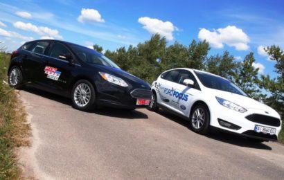 Сравнение Ford Focus Electric и Ford Focus 1.0 Ecoboost