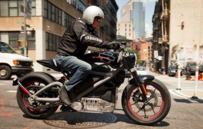Электромотоцыкл Harley-Davidson выпустят к 2020