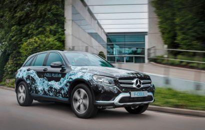 Планируется выпуск Mercedes с нестандартными силовыми установками