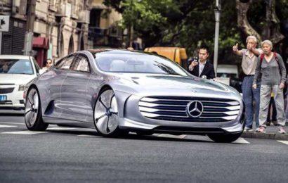 Mercedes-Benz делает против Tesla Model S