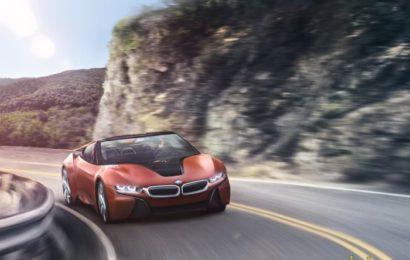 Автономный iNext от BMW появится раньше чем i5