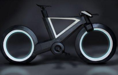 Cyclotron велосипед будущего