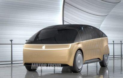 Электромобиль APPLE появится в 2021 году