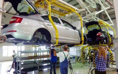Skoda вступила в игру и планирует выпуск электромобилей